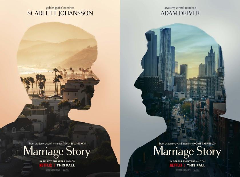 Marriage Story, a Noah Baumbach film