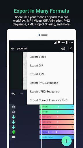 Alight Motion — Video and Animation Editor 3.1.4 screenshots 7
