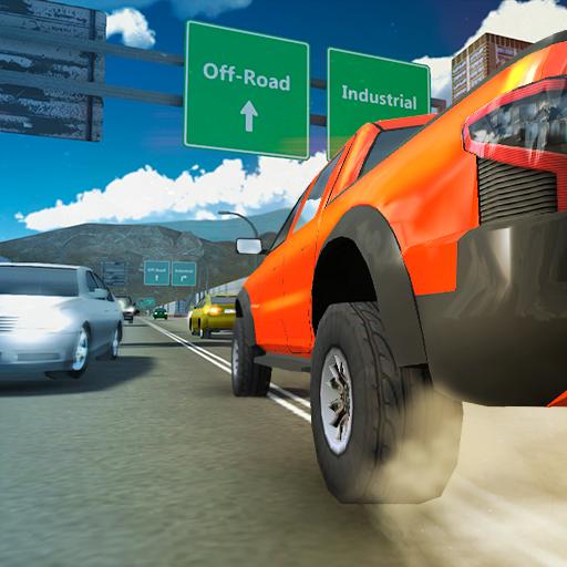 Extreme Racing SUV Simulator Icon