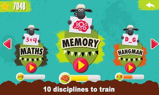 Shaun the Sheep Brain Games screenshots 2