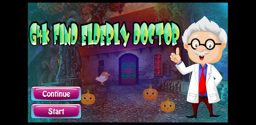Alt image Best Escape Games 213 Find Elderly Doctor Game