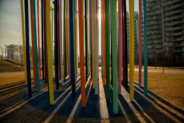 Raggi di luce in città di Gian Piero Bacchetta