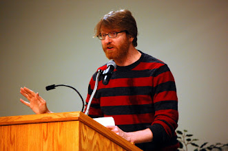 Photo: Thursday Evening Reading: Chuck Klosterman