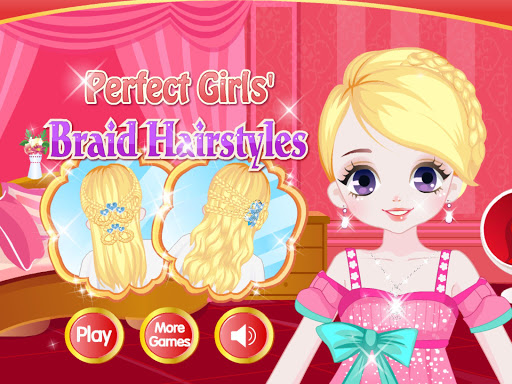無料休闲Appの完璧な女の子の三つ編み|記事Game