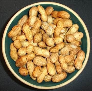 Basic Oven Roasted Peanuts