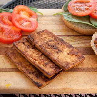 Tofu Bacon.