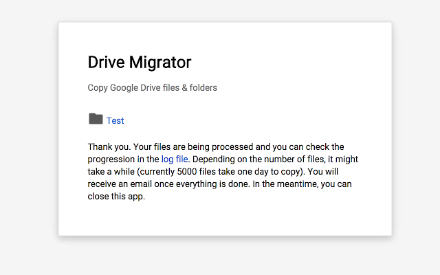 downloading large folders from google drive