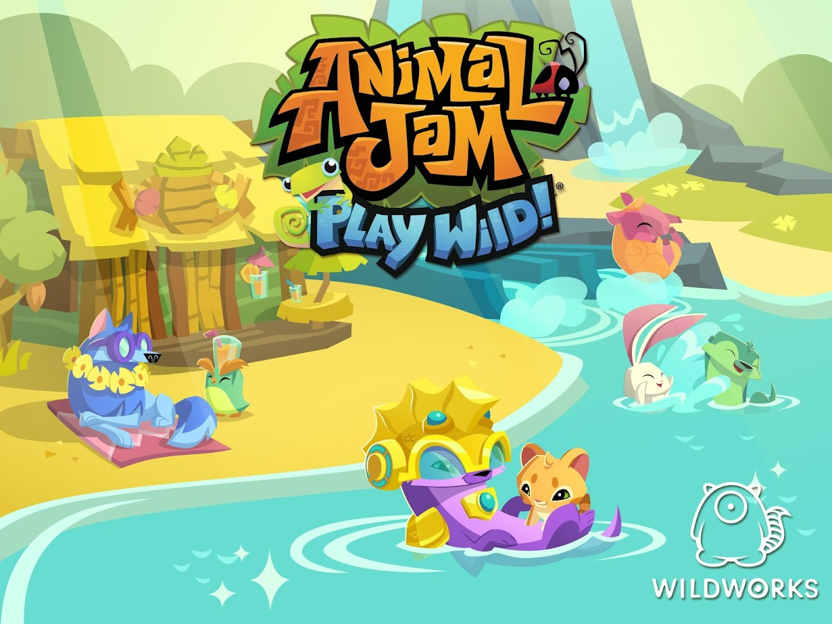 animal jam home meet friends and play wild