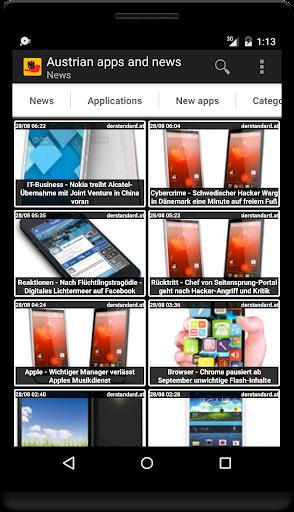 Austrian apps and tech news