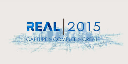 Photo: REAL2015 - Where the sensor meets the maker! Check out more and register at www.real2015.com
