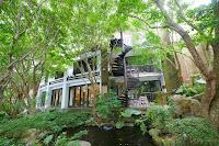 居鳩堂庭園茶屋