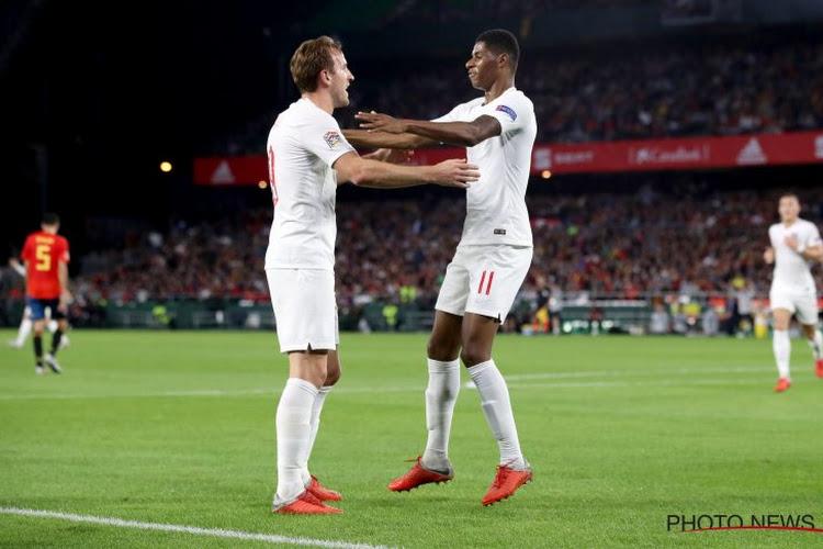 """Engeland maakt statement: """"We stappen allemaal van het veld"""""""