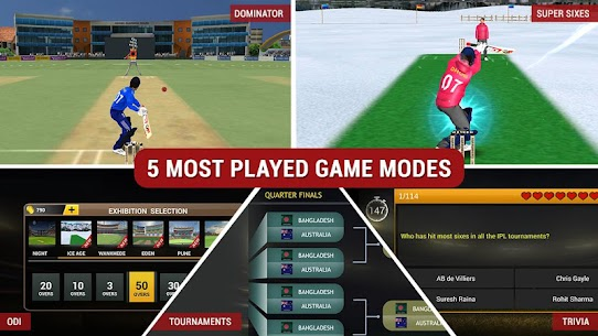 MSD World Cricket Bash Mod Apk [Latest] Download Free 1