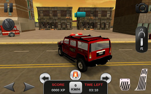 Firefighter Simulator 3D screenshot 14