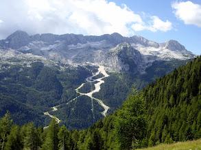 Photo: Ski staze SELLA NEVEA