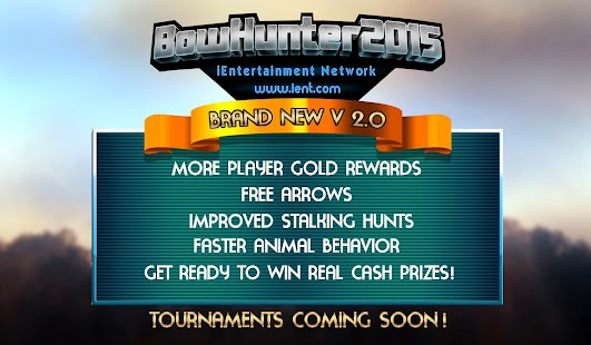 Bow Hunter 2015 V4.7/New!- screenshot thumbnail