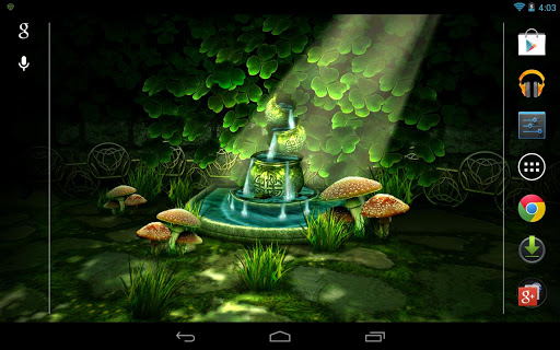 Celtic Garden Free screenshot 1