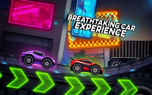 Night City: Speed Car Racing - náhled