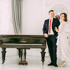 Wedding photographer Anastasiya Kostromina (akostromina). Photo of 13.02.2017