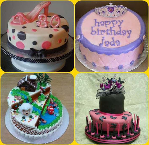 Download Birthday Cakes Design for PC