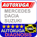 Mercedes, Dacia, Suzuki 3 scanner cars OBD2 ELM327 icon