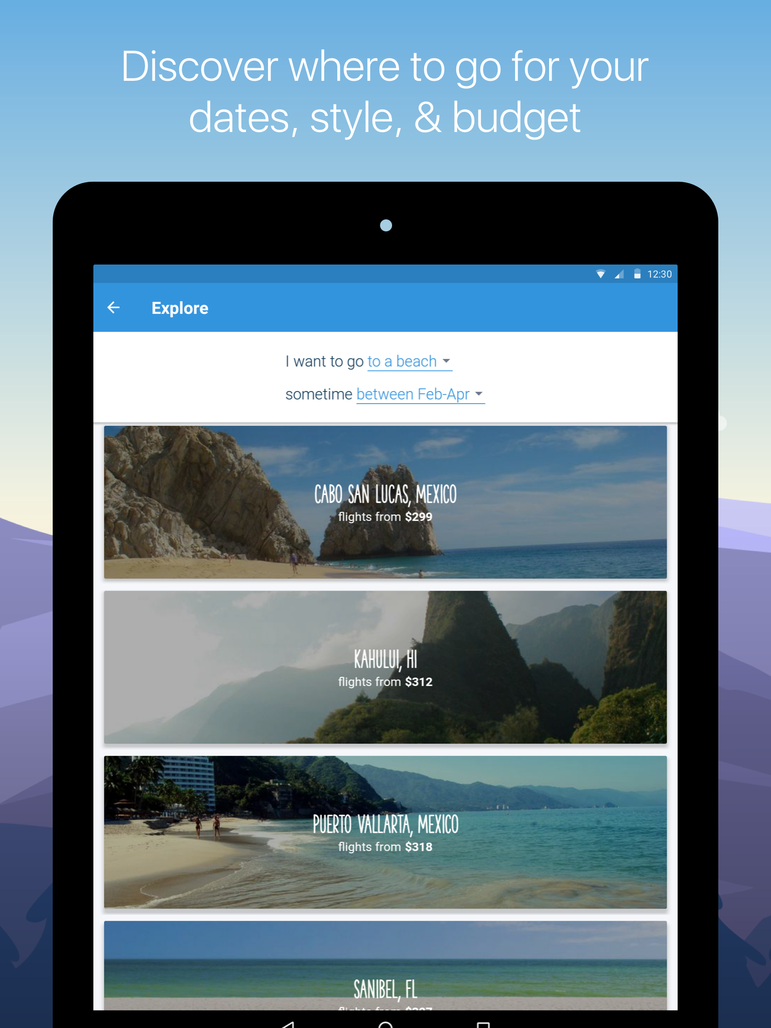 Hipmunk Hotels & Flights screenshot #9