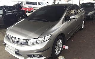 Honda Civic Rent Rio de Janeiro