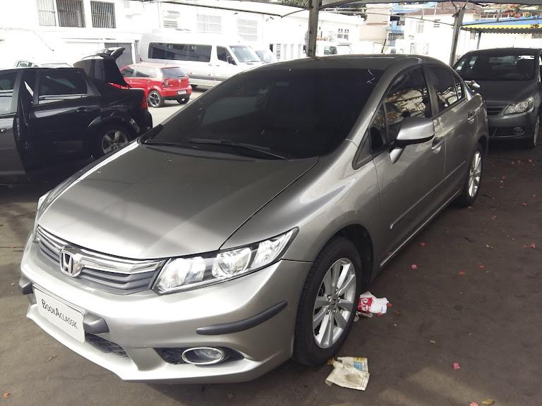 Honda Civic Hire Rio De Janeiro