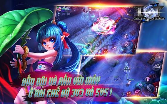 ... dot vn - 5v5 Moba poster ...