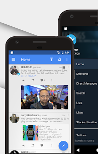 Tweetings for Twitter 11.3.6 [Pro Unlocked/Patched] Mod APK 1