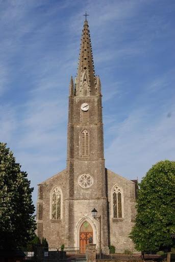 photo de eglise Saint Martin de Tours