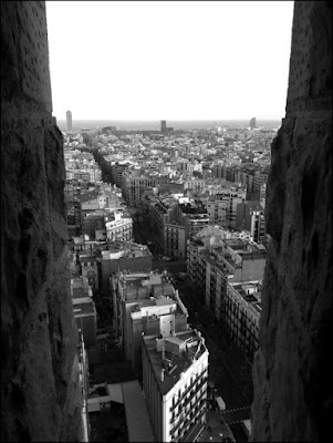 barcelona from the window di utente cancellato