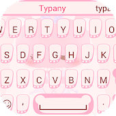 Sakura Bride Theme Keyboard