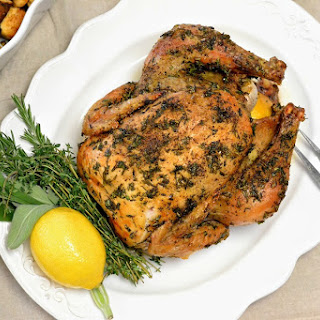 Rosemary Herb Roasted Chicken Recipes