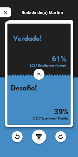 Verdade ou Desafio - Portuguu00eas 1.0 screenshots 1
