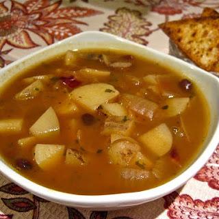 Mexican Pumpkin Soup