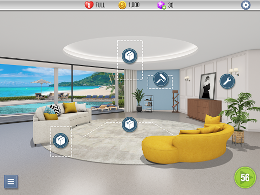 Home Makeover : My Perfect House screenshots 12