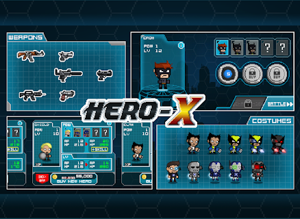 HERO-X screenshot 20