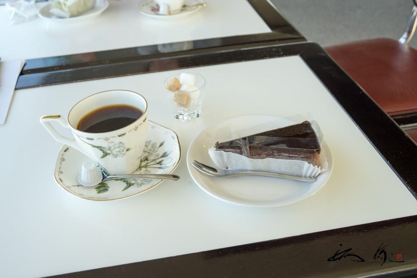 ベルギー産チョコレートの濃厚ショコラセット