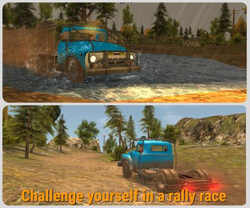Russian Car Driver  ZIL 130 1.1.0 screenshots 5