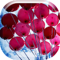 Beautiful Flying Balloons Live icon
