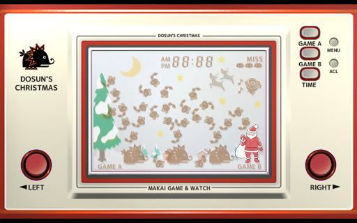 Makai Game & Watch No.07 - DOSUN'S CHRISTMAS 1.11.00 screenshots 3