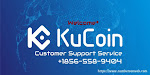 Kucoin exchange Support Phone Number +1856-558-9404