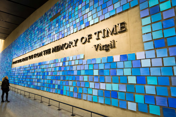 Memorial Ground Zero di Fabio De Vita