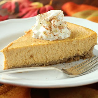 Pumpkin Cheesecake With Chocolate Crust Recipes