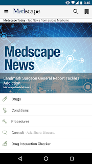 Medscape screenshot 00