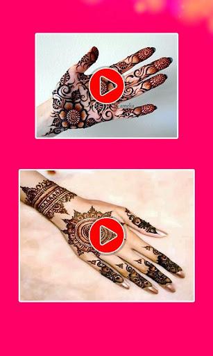 玩免費遊戲APP|下載Mehndi Designs Videos app不用錢|硬是要APP