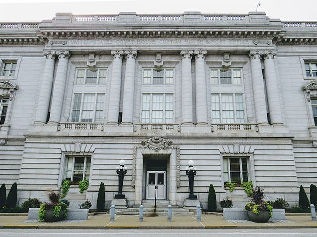 Wheeling Federal Building