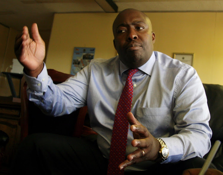Saviour Kasukuwere. Picture: SUNDAY TIMES
