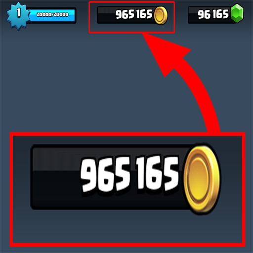 Hack for Clash Royale New Unlimited (Prank)